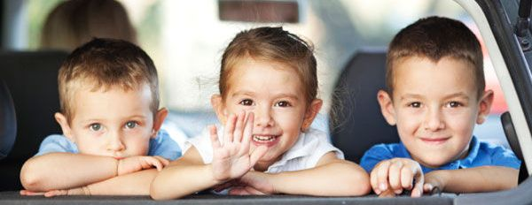 Comment occuper et amuser ses enfants sur la route des vacances