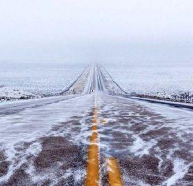 autoroute neige