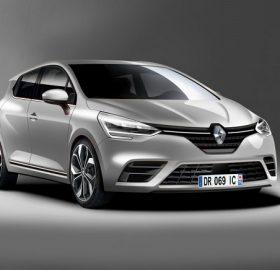 Nouvelle Renault Clio 5