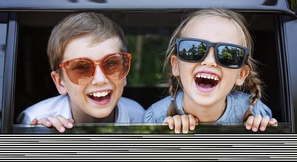 voyage auto enfant